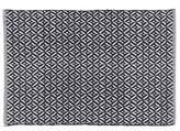 Now Designs Diamond 100% Cotton Woven Kitchen Mat