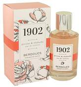 Berdoues 1902 Pivoine & Rhubarbe by Eau De Toilette Spray 3.38 oz