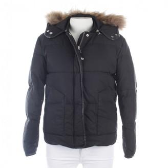 Sandro Black Coat for Women