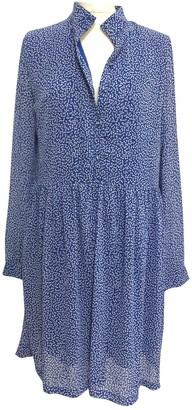Gestuz Blue Polyester Dresses