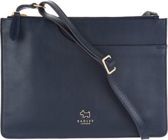 Radley London London Pocket Leather Medium Crossbody Handbag