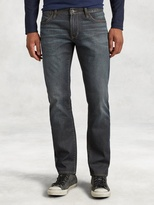 John Varvatos Bowery Resin Coated Jean