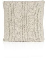 Brunello Cucinelli Cable-Knit Pillow