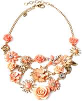 Amrita Singh Women's Flowering Jasmine Bib Necklace