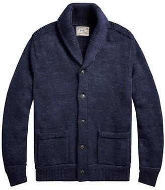 Polo Ralph Lauren Regular-Fit Shawl-Collar Cotton Cardigan