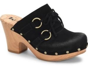 KORKS Women's Woodley Mules Women's Shoes