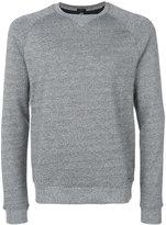 HUGO BOSS crew-neck sweatshirt