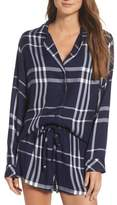 Rails Plaid Short Pajamas