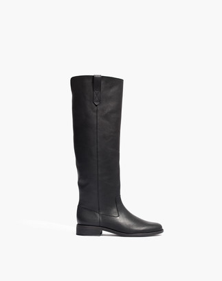 Madewell The Allie Knee-High Boot With Extended Calf