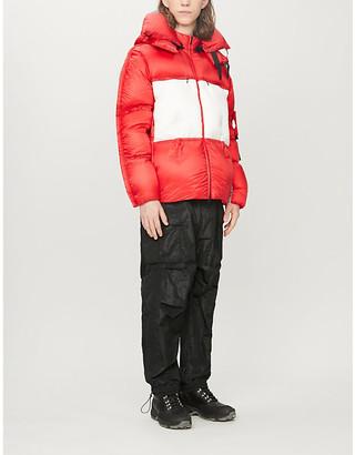 MONCLER GENIUS Craig Green Capsule shell-down jacket
