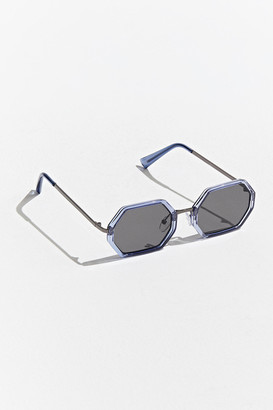 Urban Outfitters Enzo Hexagon Sunglasses