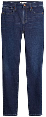Madewell 9 Mid-Rise Skinny Jeans in Orland Wash (Orland Wash) Women's Jeans