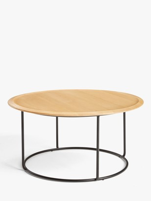 John Lewis & Partners Ennis Coffee Table, Natural