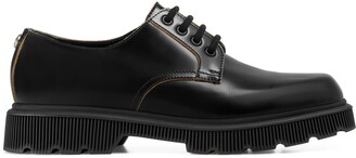 Gucci Men's lace-up shoe with Double G