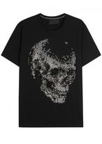 Philipp Plein Kit Swarovski-embellished T-shirt