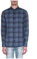 R & E RE: Overdye Check Shirt