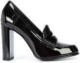Saint Laurent penny loafer pumps