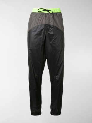 Marcelo Burlon County of Milan Vi.Si.Ones track pants