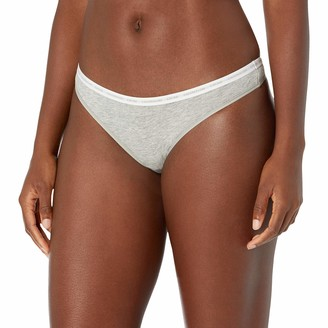 Calvin Klein Women's One Cotton Thong Panty