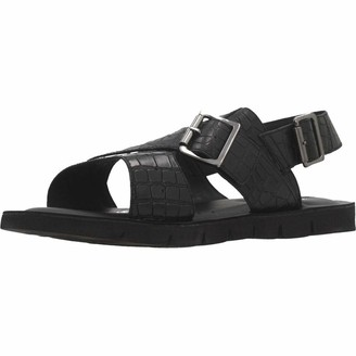 Geox Men's U Glenn C Open Toe Sandals