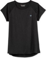 Champion High-Low-Hem T-Shirt, Big Girls (7-16)