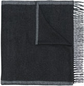 Salvatore Ferragamo bi-colour scarf