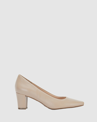 Easy Steps - Women's Neutrals All Pumps - Nicole - Size One Size, 7 at The Iconic