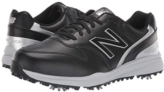 New Balance Golf Sweeper (Black) Men's Shoes