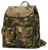Ghurka Men's Blazer Backpack - Green