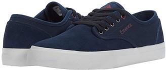 Emerica Wino Standard (Olive/Gum) Men's Skate Shoes