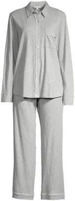 Skin Penelope Two-Piece Pima Cotton Pajama Set