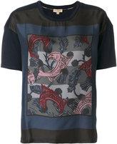 Burberry Beasts print T-shirt
