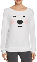 Wildfox Couture Polar Bear Sweatshirt