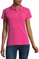 U.S. Polo Assn. Short Sleeve Polo-Juniors