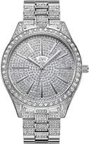 JBW Women's J6346C Cristal 0.12 ctw Stainless Steel Diamond Watch