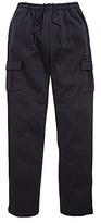 Capsule Unisex Leisure Cargo Trousers 31in