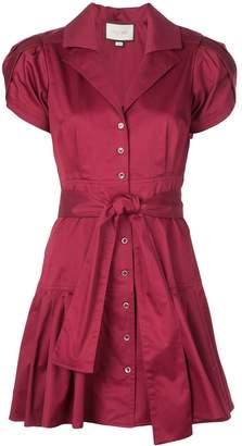 Alexis Sisel shirt mini dress