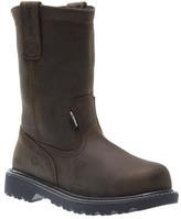 """Wolverine Men's Floorhand 10"""" Wellington Waterproof Steel Toe Boot"""