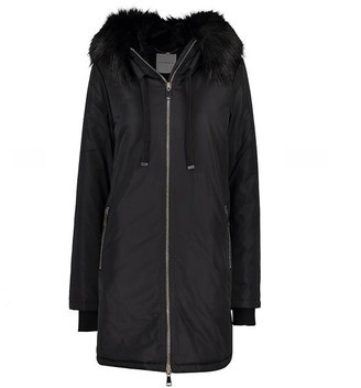 Rino and Pelle - Cavin Parka Coat With Faux Fur - XS/S (36)