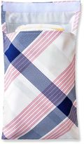 Tiny-Tote-Along Preppy Diaper Bag in Red/Blue