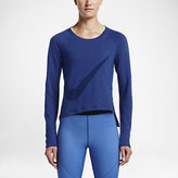 Nike Sphere-Dry Women's Long Sleeve Training Top