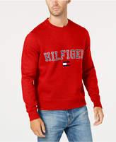 Tommy Hilfiger Men Big & Tall Logo Sweatshirt