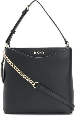 DKNY Logo Tag Shoulder Bag