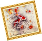 Generic DIY 5D Diamond Painting Embroidery Crafts Cross Stitch Home Decor Fish