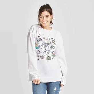 Women's Warner Bros. Harry Potter Icon Sweatshirt (Juniors') -