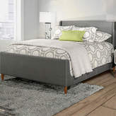 Asstd National Brand Denmark Tweed Upholsted Bed