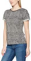 cache cache Women's Kgraou T-Shirt,8 (XS)