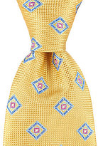 Hart Schaffner Marx Frame Square Traditional Silk Tie