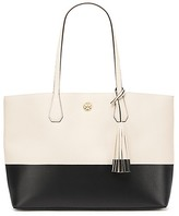 Tory Burch Color-Block Perry Tote