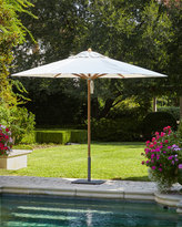 Santa Barbara Designs Oyster Standard Canopy Outdoor Umbrella